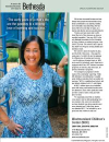 Image of Bethesda Magazine article featuring Executive Director, Libby Dubner-King